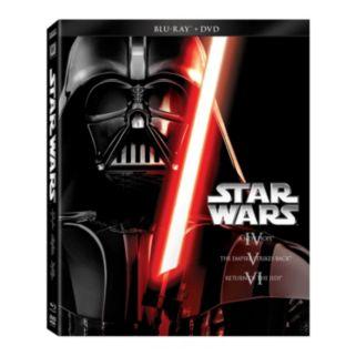 Star Wars: Original Trilogy Episodes IV-VI Blu-ray Steelbook Set