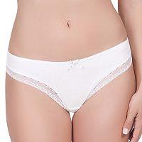 Women's Affinitas Sienna Thong Panty 884
