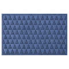 WaterGuard Pine Trees Indoor Outdoor Mat