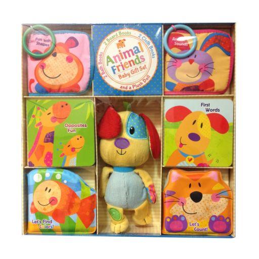 Kidsbooks Animal Friends Baby Gift Set