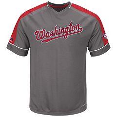 Men's Majestic Washington Nationals Dominant Campaign Tee