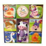 Kidsbooks Farm Friends Baby Gift Set
