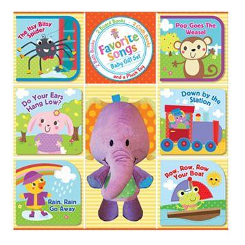 Kidsbooks Favorite Songs Baby Gift Set