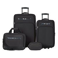 Skyway DeSoto 2.0 4 pc Luggage Set