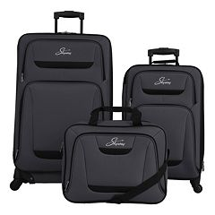 Skyway Glacier Peak 3-Piece Luggage Set