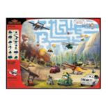 Disney's Planes Fire Rescue Giant Floor Mat by Kidsbooks