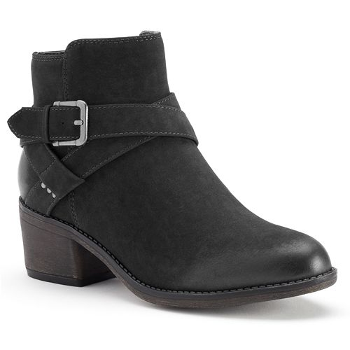 SONOMA Goods for Life™ Women's Buckle Ankle Boots