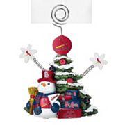 St. Louis Cardinals Christmas Tree Photo Holder
