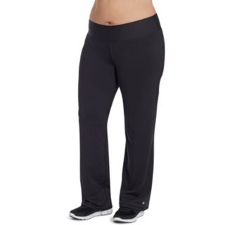 Plus Size Champion Absolute Workout Semi-Fitted Performance Pants