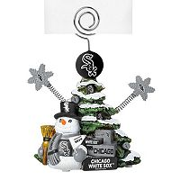 Chicago White Sox Christmas Tree Photo Holder