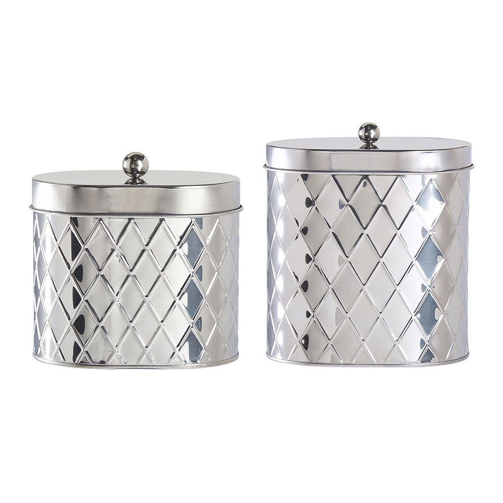 Global Amici Seychelles 2-pc. Kitchen Canister Set