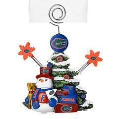 Florida Gators Christmas Tree Photo Holder