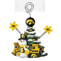Iowa Hawkeyes Christmas Tree Photo Holder