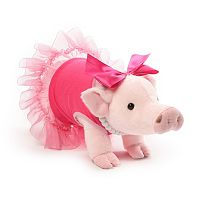 Prissy & Pop Everyday Signature Prissy Pig Plush Toy by GUND