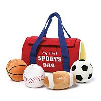 babyGUND My First Sports Bag Playset