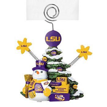 - LSU Tigers Christmas Tree Photo Holder