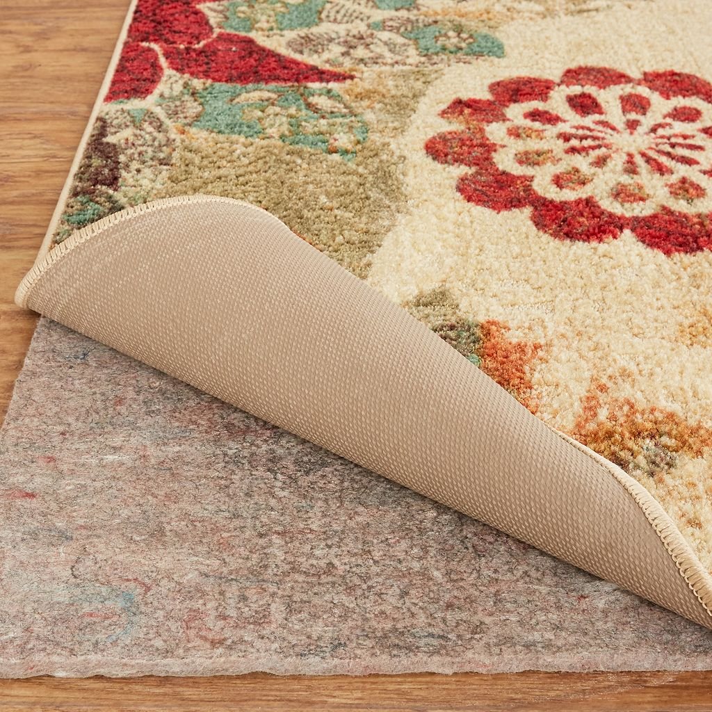 Mohawk® Home Geo Floral Pattern Rug