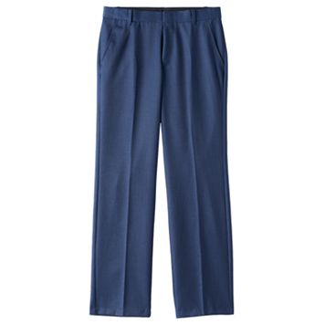 Boys 8-18 Chaps Fine Tick Dress Pants