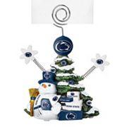 Penn State Nittany Lions Christmas Tree Photo Holder
