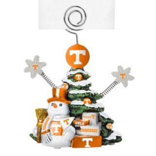Tennessee Volunteers Christmas Tree Photo Holder