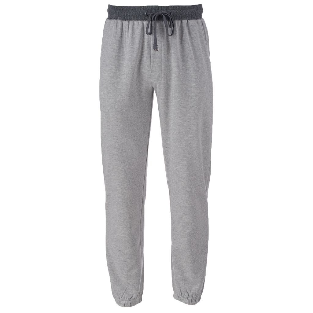 Big & Tall Men's Hanes Big & Tall Jogger Pants