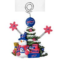 Buffalo Bills Christmas Tree Photo Holder