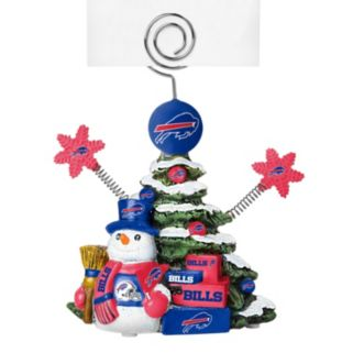 Buffalo Bills Christmas Tree Photo Holder