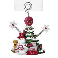 Arizona Cardinals Christmas Tree Photo Holder