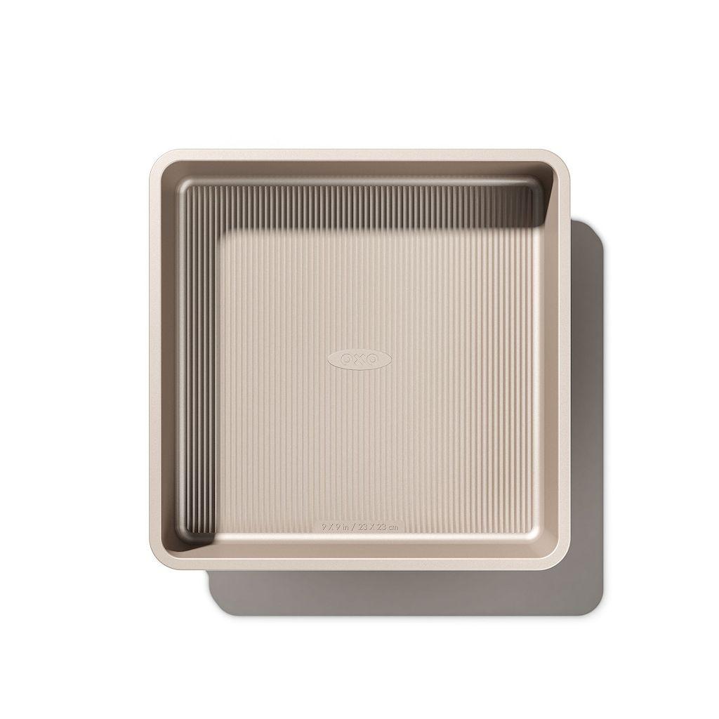 OXO Pro 9-in. Nonstick Ceramic Square Cake Pan