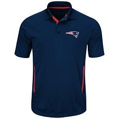 Men's New England Patriots Field Classic Polo