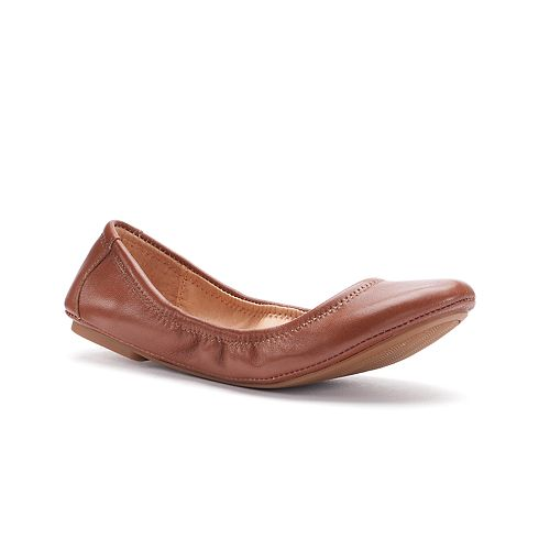super specials new york wholesale online SONOMA Goods for Life™ Women's Leather Ballet Flats