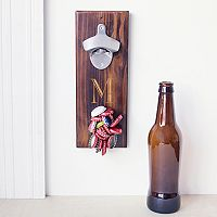 Cathy's Concepts Monogram Wall-Mounted Bottle Opener