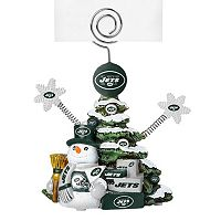 New York Jets Christmas Tree Photo Holder