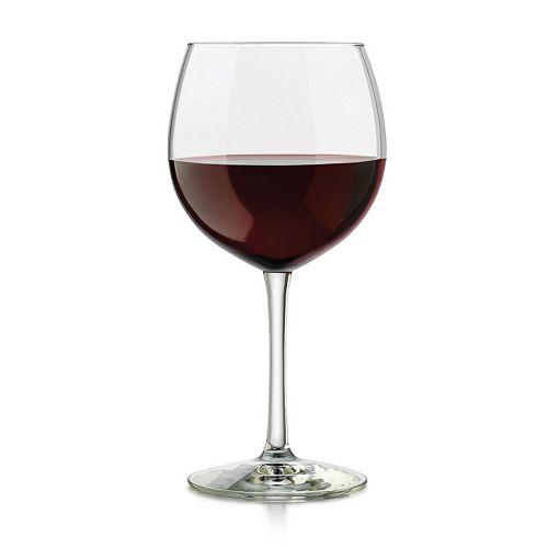 Libbey Vineyard Merlot 4-pc. Wine Glass