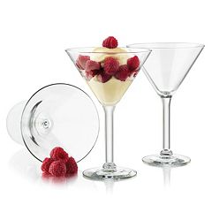 Libbey Preston 4 pc Martini Glass Set