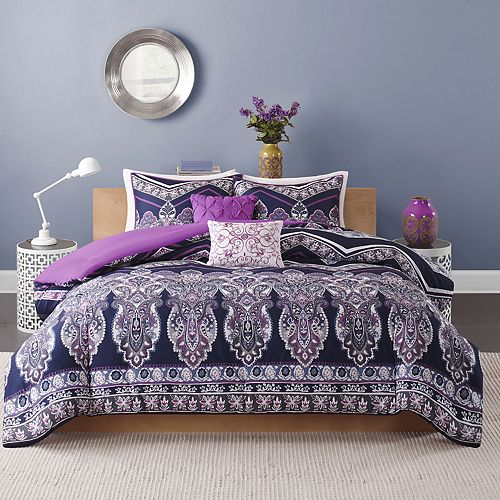 Intelligent Design Kinley Comforter Set