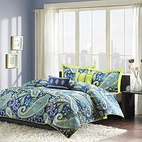 Intelligent Design Rachelle Duvet Cover Set
