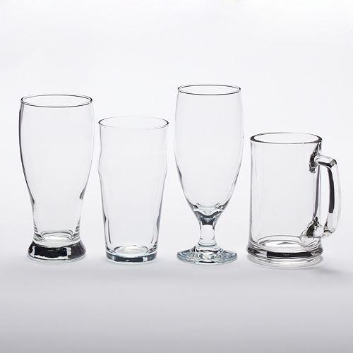 Libbey Craft Brews 4-pc. Beer Glass Set