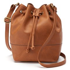 SONOMA Goods for Life™ Bucket Crossbody Bag