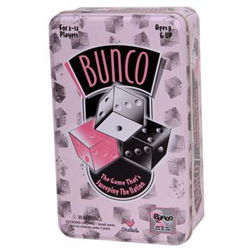 Bunco Game Tin by Cardinal