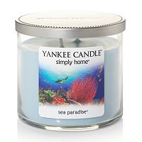 Yankee Candle simply home Sea Paradise 10-oz. Jar Candle