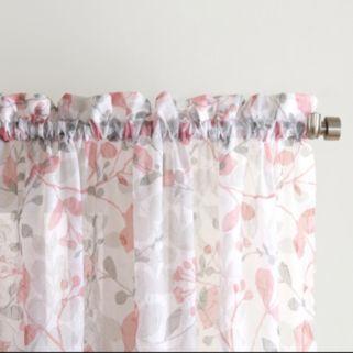 SONOMA Good for Life™ Gardner Sheer Voile Window Curtain