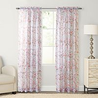 SONOMA Good for Life™ Gardner Sheer Voile Curtain
