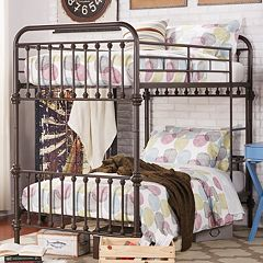 HomeVance Alaina Bunk Bed
