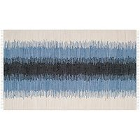 Safavieh Montauk Apollo Abstract Handcrafted Flatweave Rug