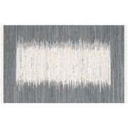 Safavieh Montauk Linden Abstract Handcrafted Flatweave Rug