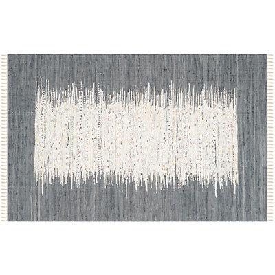 Safavieh Montauk Linden Abstract Handcrafted Flatweave Rug