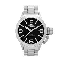 TW Steel Men's Canteen Stainless Steel Watch