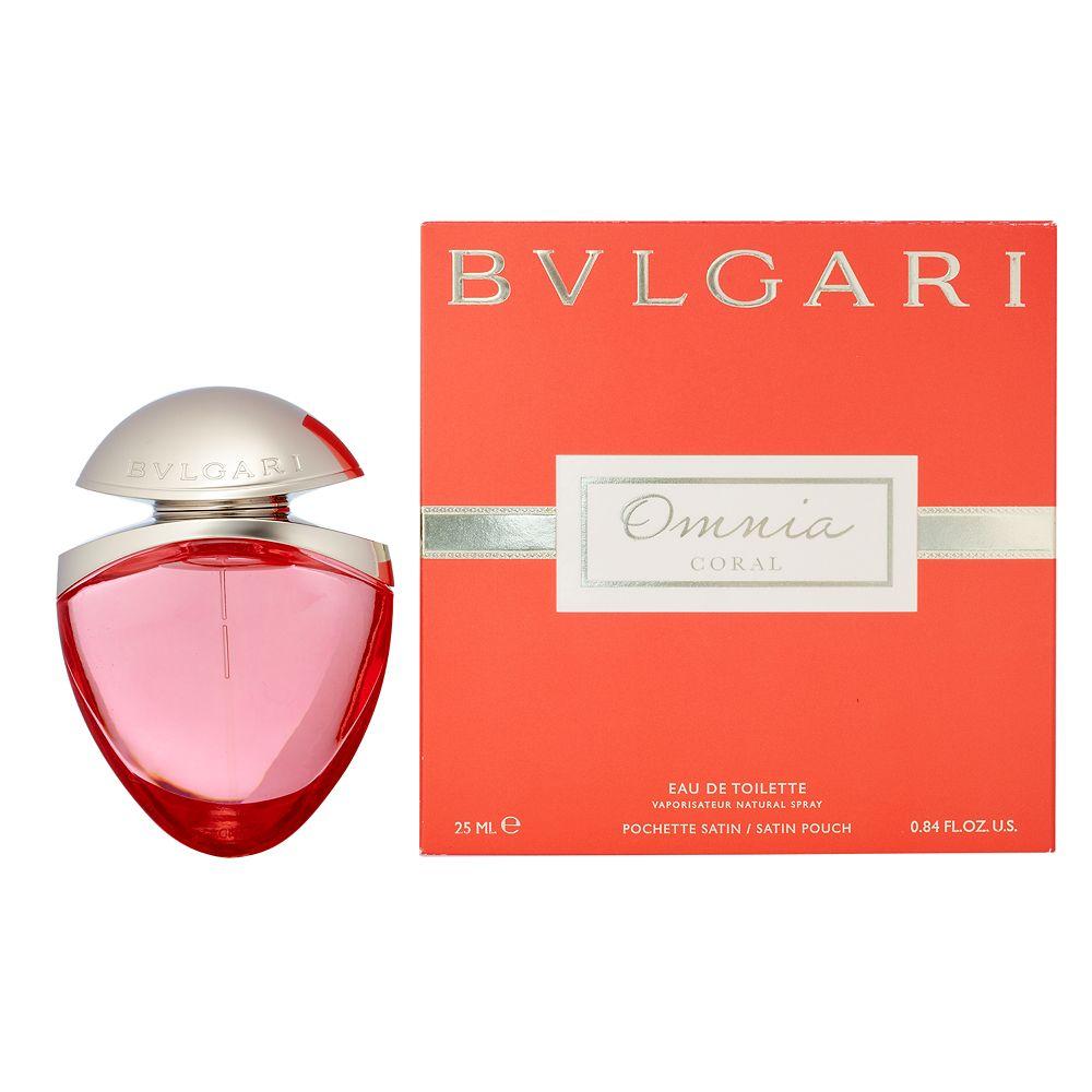 Bvlgari Omnia Coral Womens Perfume Eau De Toilette