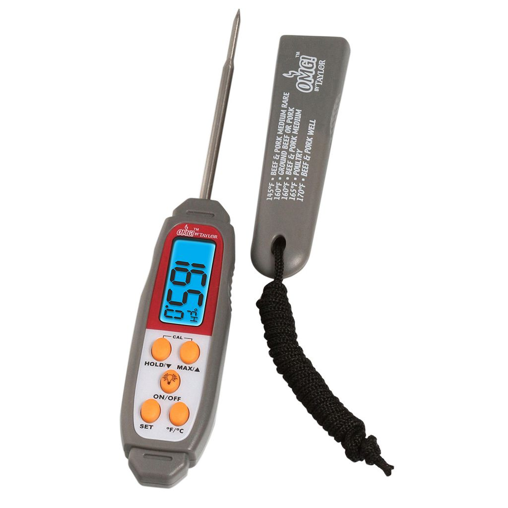 Taylor Waterproof Pen-Style Digital Thermometer
